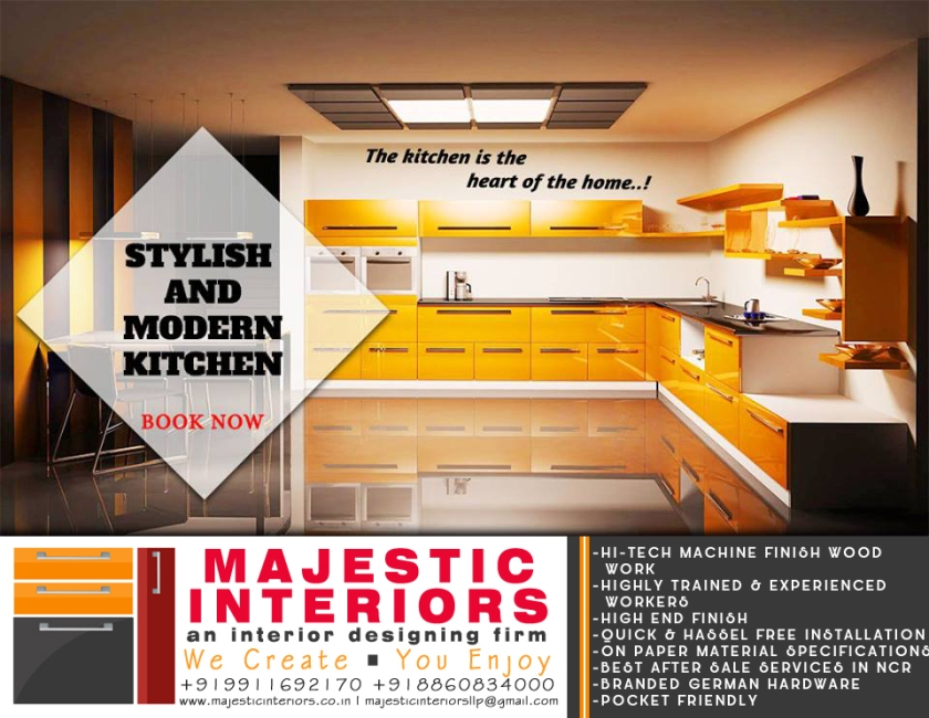 MODULAR KITCHEN DEALERS IN FARIDABAD, LATEST MODULAR KITCHEN DESIGNS
