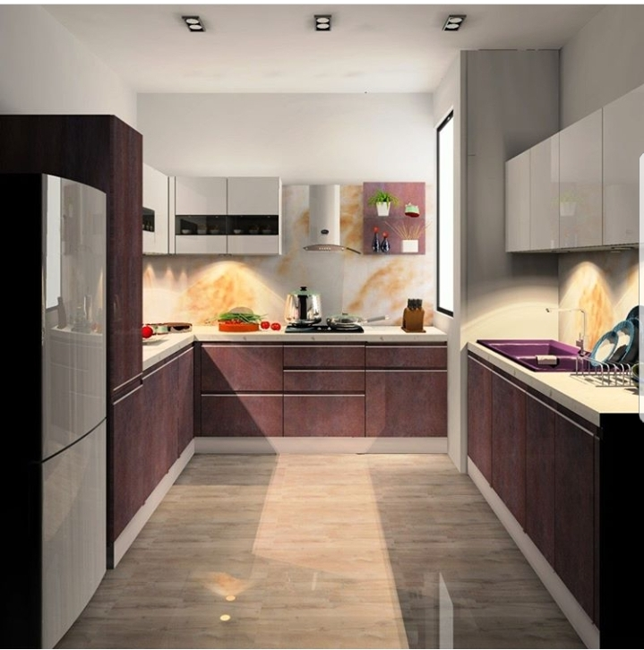 Best Modular Kitchen Designs Faridabad Bptp Neharpar Latest