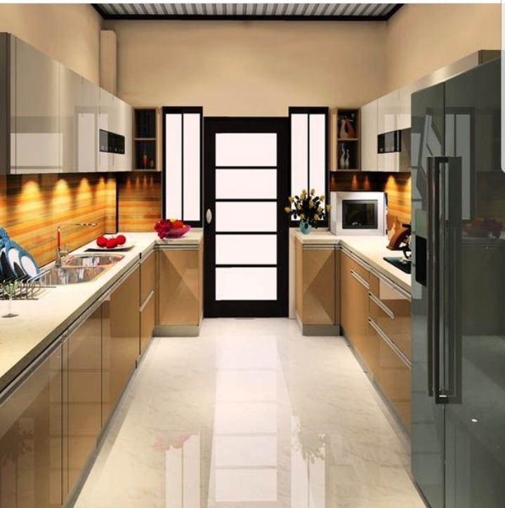 Latest Kitchen Designs Photos MAJESTIC ...