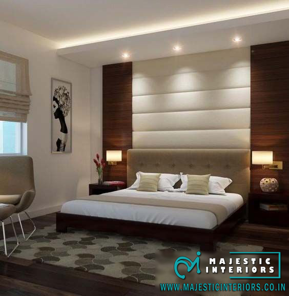 Bedroom Decor Ideas Bed Designs Bedroom Master Bedroom Interior Design For Bedrooms Designers In Faridabad Small Room Designs Majestic Interiors An Interior Designing Firm